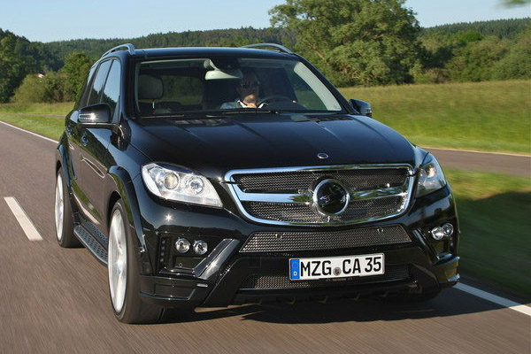 Carlsson CML35 оценили в 69 900 евро