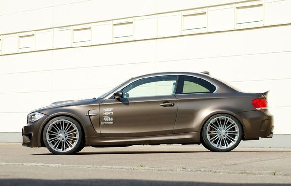600-сильный BMW G1 V8 Hurricane RS от G-Power