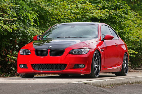 BMW 3-Series Coupe E92 от Tuning Concepts