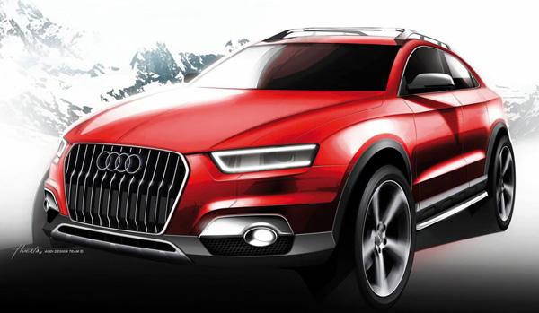 В Париж привезут предвестника серийного Audi Q2