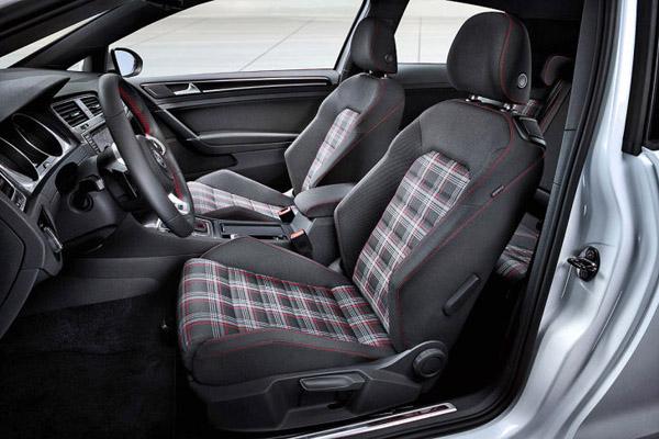 Стали известны первые данные о VW Golf GTI 2014