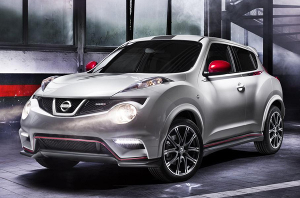 В Париже покажут серийный Nissan Juke Nismo