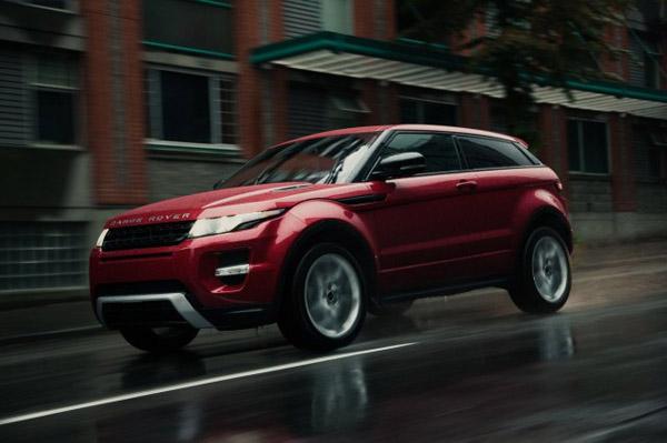 B&B «зарядит» все двигатели Range Rover Evoque