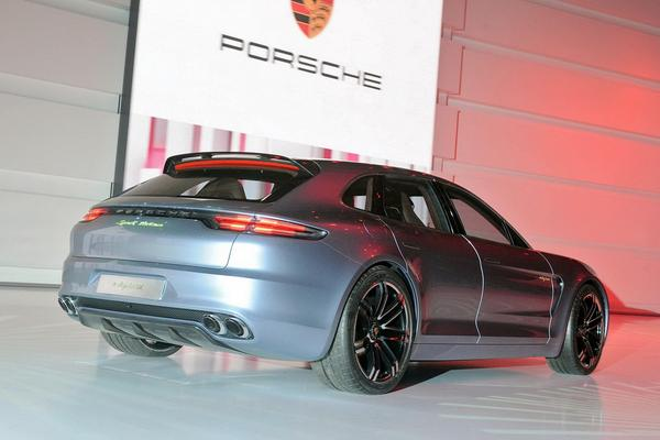 Новый Panamera Sport Turismo Concept от Porsche