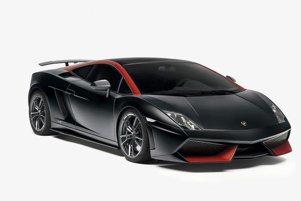 Lamborghini показала рестайлинговый Gallardo 2013