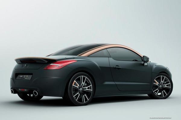 Премьерный показ самого мощного Peugeot – RCZ R