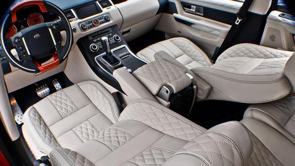 Range Rover RS 600 от ателье Kahn Design