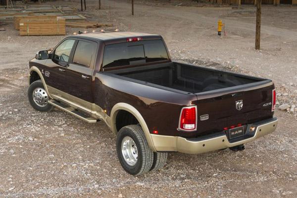 Chrysler анонсировал Ram 2500 и 3500 Heavy Duty