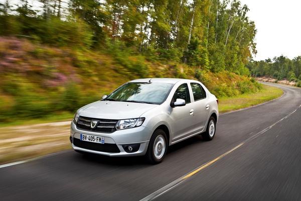 Dacia поведала о новых двигателях Logan и Sandero