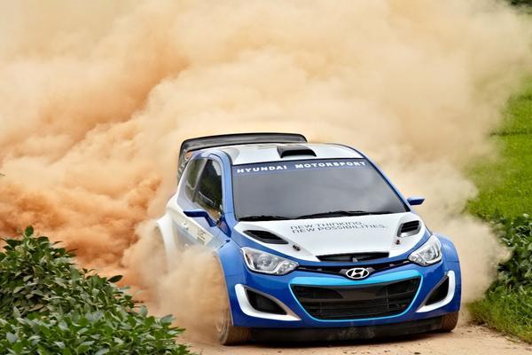 Hyundai вернется в ралли WRC с новым болидом i20