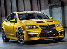 Holden SV GTS «25th Anniversary Limited Edition»
