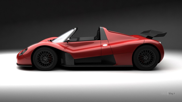 Компания Ermini вновь займется выпуском спорткаров