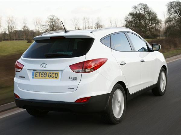 В России появится Hyundai ix35 Comfort+Navi