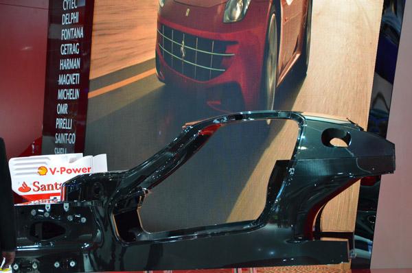 Стали известны новые данные о Ferrari F70