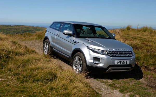 Range Rover объявил стоимость Evoque 2013 для США