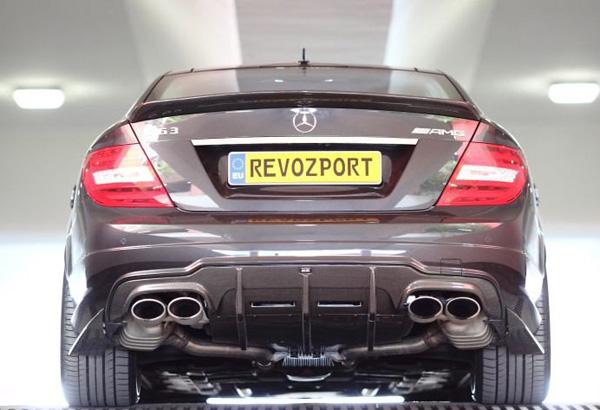 Mercedes-Benz C63 AMG RBS II в тюнинге RevoZport