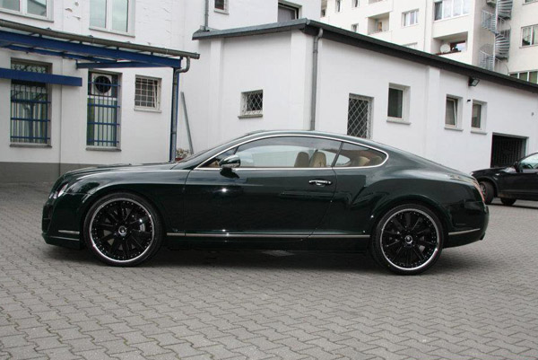 Bentley Continental GT от ателье TC Concepts