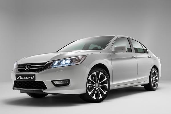 Новая Honda Accord прибудет в Россию весной