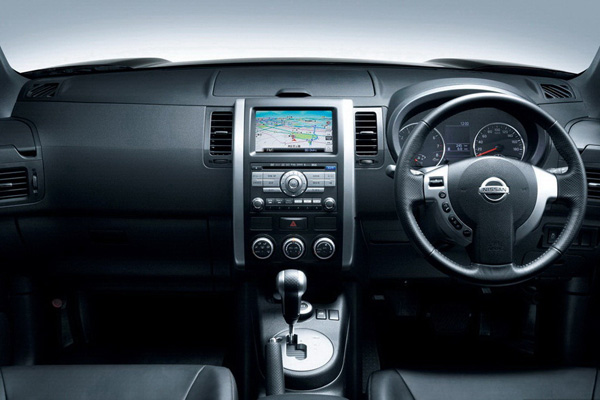 Nissan представил X-Trail в комплектации N-Tec +