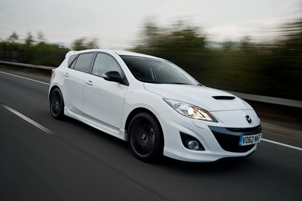 «Хот-хэтч» Mazda3 MPS обновился на 2013 год