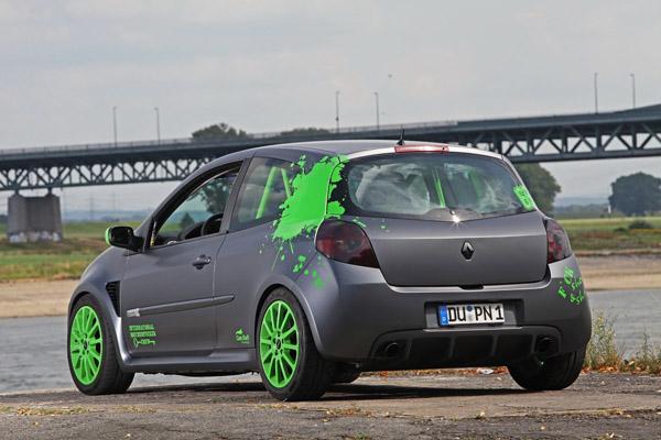 Cam Shaft построил Renault Clio RS Ringtool