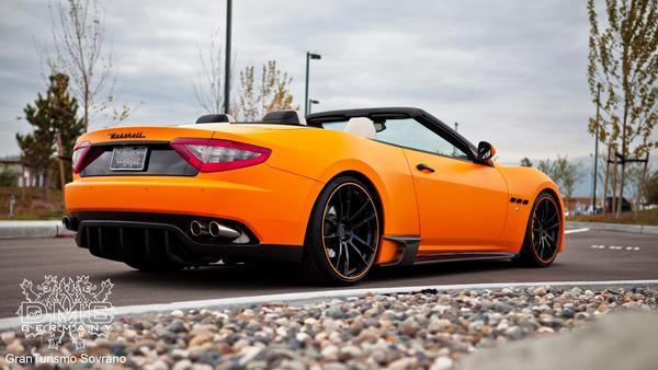 Maserati Gran Turismo «Sovrano» от DMC