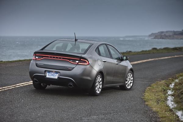 Dodge рассекретил стоимость нового Dart Aero