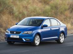 SEAT объявил цены на компактный седан Toledo 2013