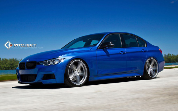 K3 Projekt Wheels преобразил BMW 335i