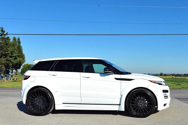 Hamann Range Rover Evoque от Designo Auto House