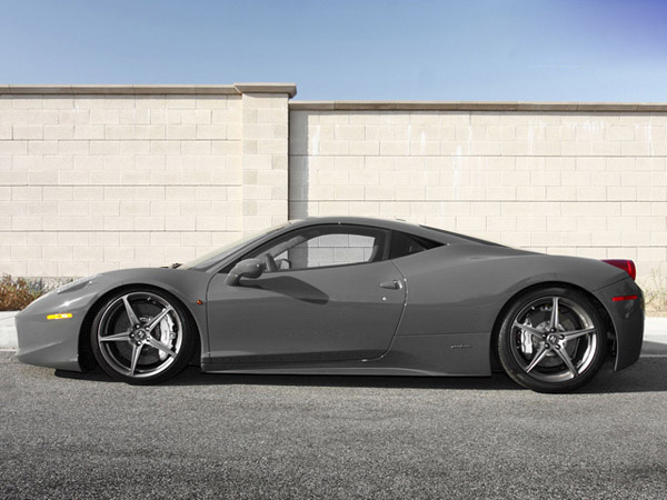 Ferrari 458 Italia в тюнинге GMG Racing