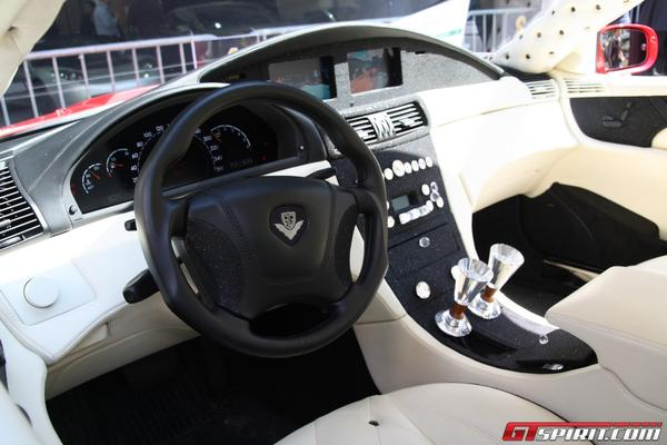 Mercedes-Benz CL500 Excalibur выставлен на аукцион