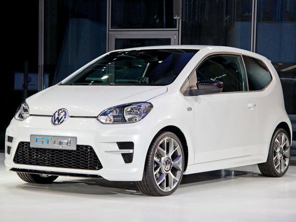 Volkswagen выпустит «горячий» хэтчбек Up! GT