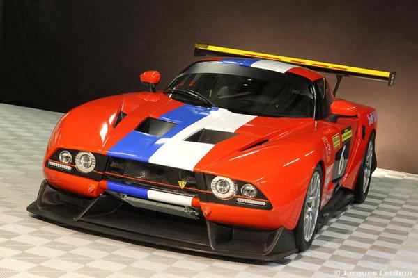 VDS GT 001 - новый суперкар из Бельгии
