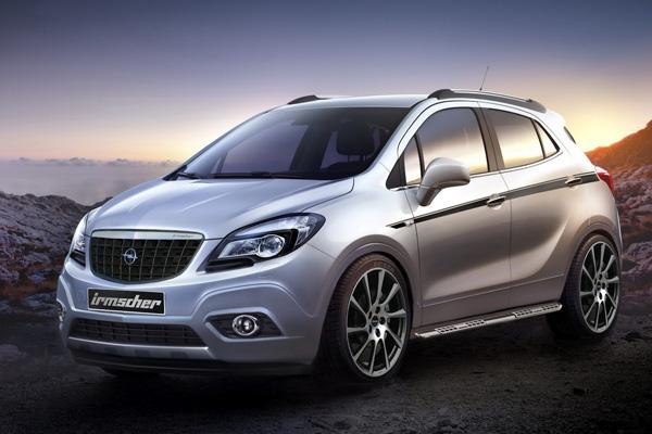 Irmscher разработает тюнинг-пакет для Opel Mokka