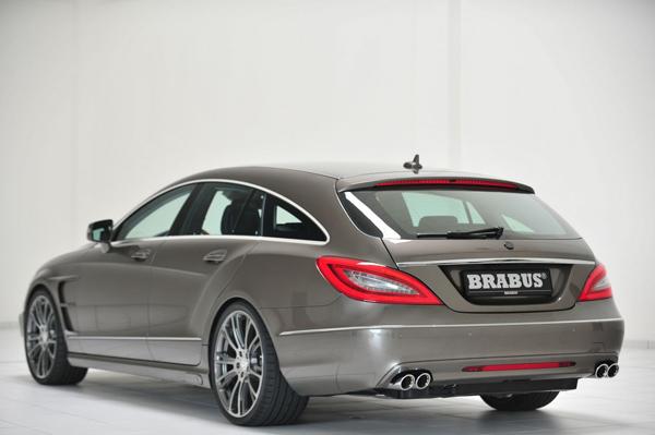 Brabus доработал Mercedes-Benz CLS Shooting Brake