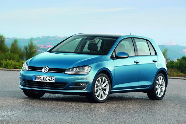 Новое оборудование «седьмого» Volkswagen Golf