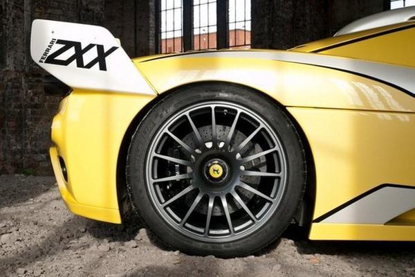 Был восстановлен самый мощный Ferrari Enzo ZXX