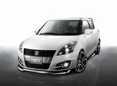 Suzuki покажет в Сиднее новый Swift Sport Concept