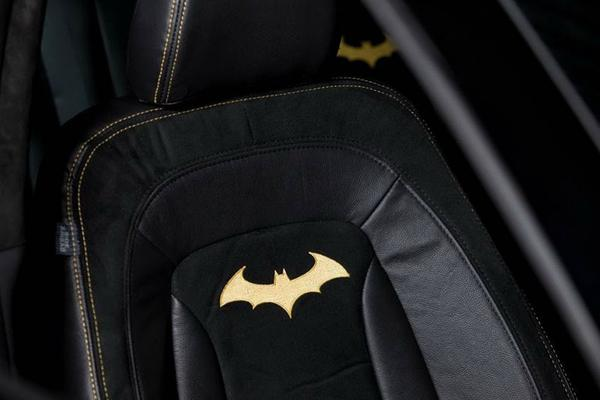 Kia показала стилизованную под Бэтмена Optima