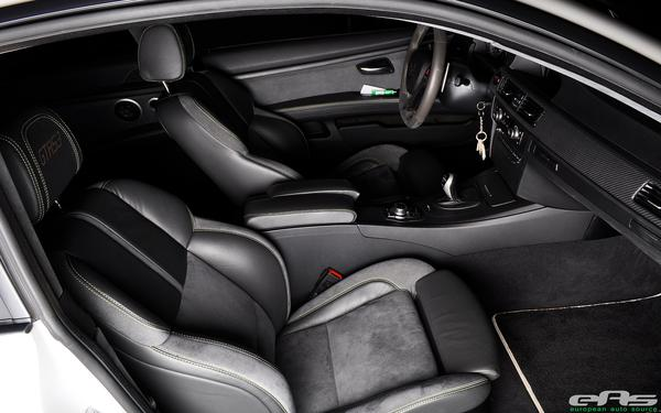 Матовый BMW M3 E92 GTS3 от European Auto Source