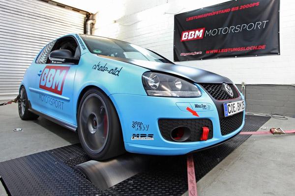 Volkswagen Golf GTI V Club Sport от BBM Motorsport