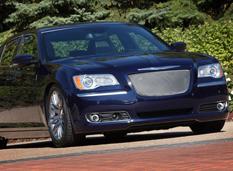 Mopar добавил роскоши седану Chrysler 300