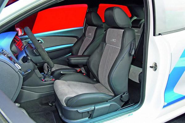Volkswagen Polo R дебютирует в Женеве