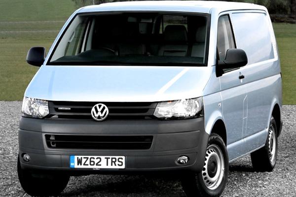 VW создал экономичный Transporter BlueMotion