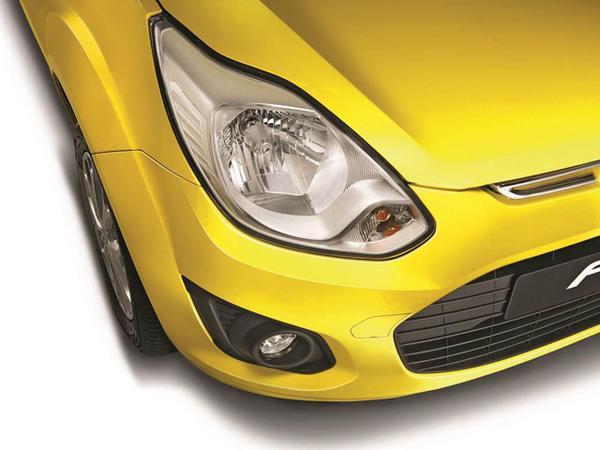 Ford подготовил новый бюджетный хэтчбек Figo