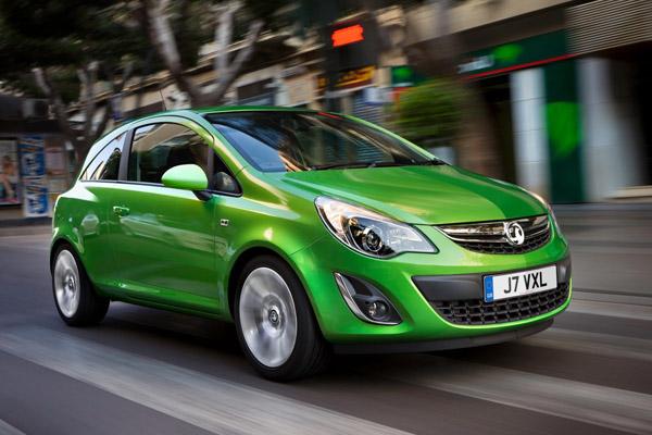 Opel обновил хэтчбек Corsa 1.3 CDTI ecoFlex