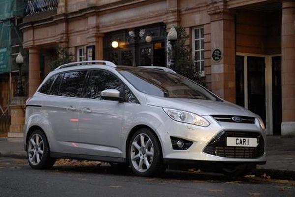 Ford объявил цены на C-MAX с 1,0-литровым EcoBoost