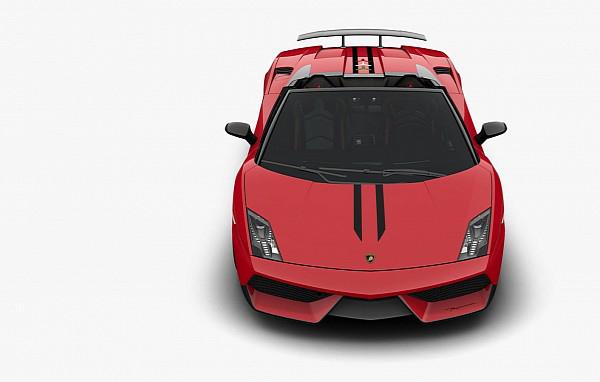 Lamborghini Gallardo Spyder Edizione Tecnica