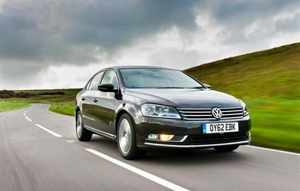 В Британии появился Volkswagen Passat Highline
